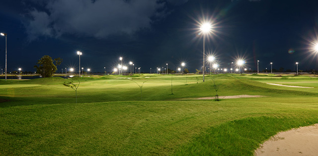 LAKEWOOD LINKS (NIGHT)